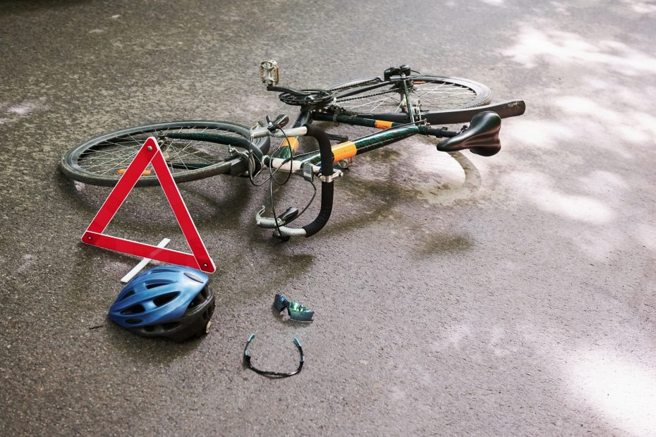 Fietsletselschade - ongeluk fiets - blog artikel afbeelding